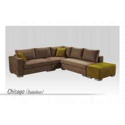 Γωνιακός καναπές Chicago Balander